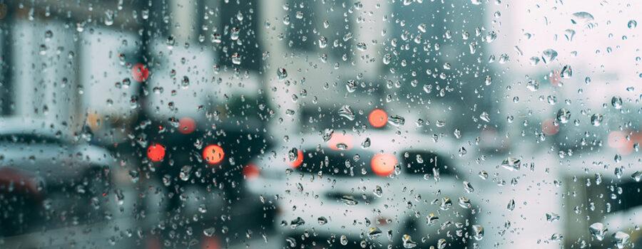 Como hacer frente al mal tiempo en la carretera