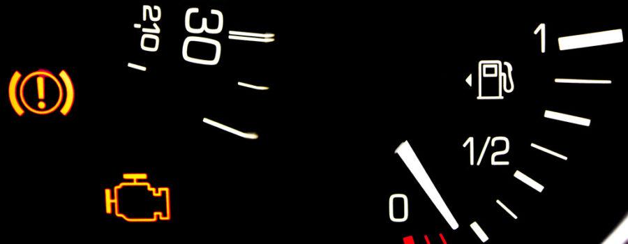 ¿Qué ocurre cuando te quedas sin gasolina?